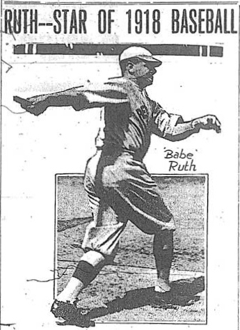 1918 Boston Red Sox season