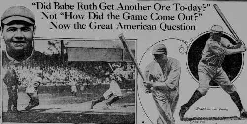 Us Newspaper Articles 1920s