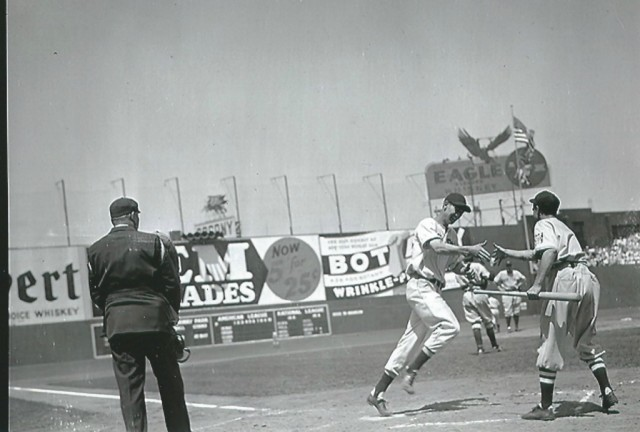 Images of Fenway Ted HR 1939