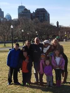 014 Christmas Boston