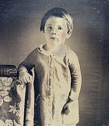 Eddie Lincoln died aged 4, of tuberculosis